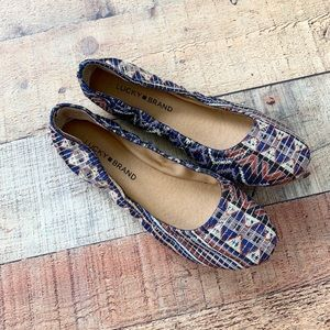 New Lucky Brand Emmie Flats